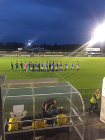 Development Squad at Eastleigh FC