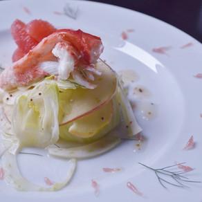 RECIPE: Crab and Fennel Salad