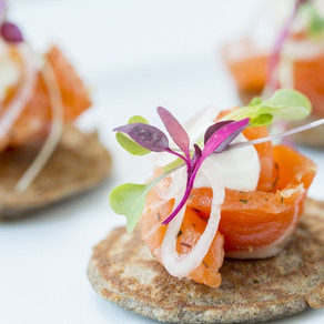 RECIPE: Rooibos-Cured Salmon Gravlax