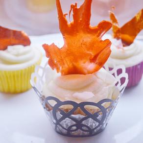 RECIPE: Cassava Cupcakes