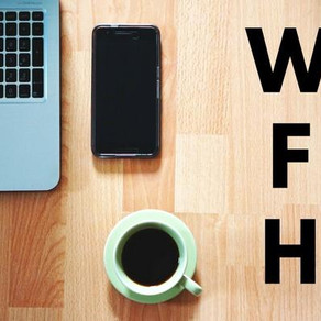 8 Work From Home Productivity Tips