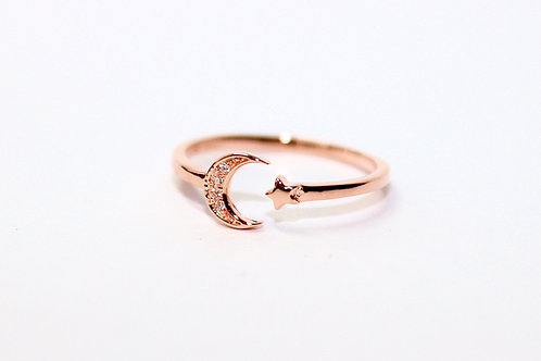 Clair de Lune Ring