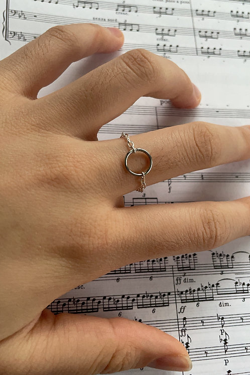 Staccato Ring