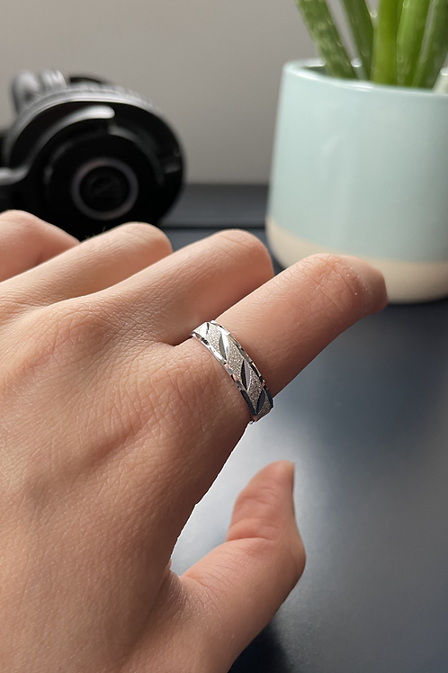 Candy Cane Ring