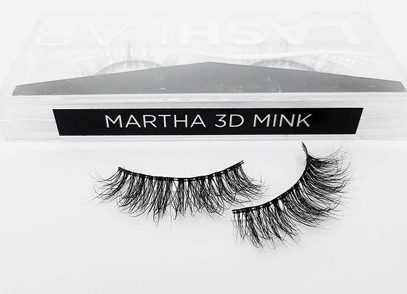 Martha 3D Mink