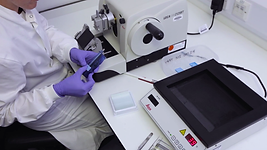 Embedding tissue into paraffin blocks supports the tissue structure and enables very thin sections to be cut and mounted onto microscope slides for analysis.