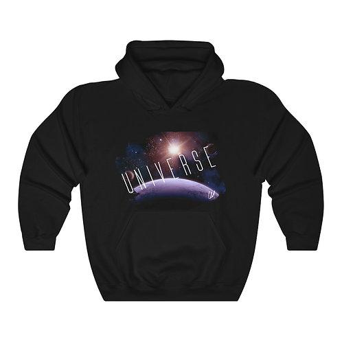 Universe Unisex Hooded Sweatshirt