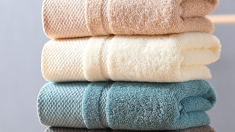 Towel Soft Face Towel for Adults Washcloths Highly Absorbent Towels Bathroom