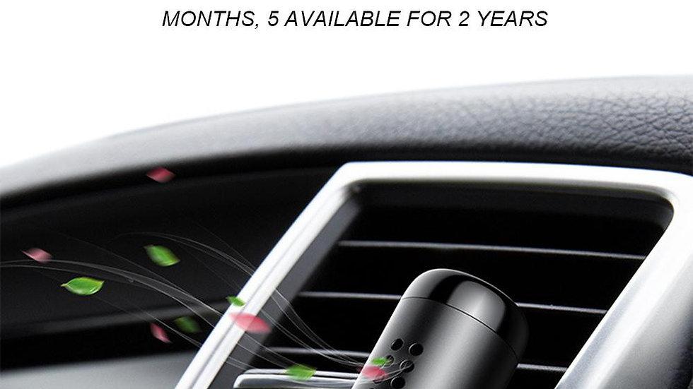 Car Air Purification Freshener Holder Car Clip Aroma Perfume Dropshipping