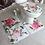 Thumbnail: 3 PIECE BATHROOM Toilet Seat Cover Bath Mat for Home Decoration Bathroom Product