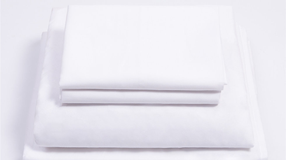 NORDIC  Fitted Sheet  Bedding Sheet for Bedroom Bedclothes King Size 4PCS