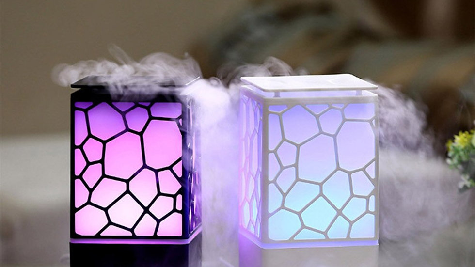 Diffuser Machine Ultrasonic Air Humidifier, Difuser Aromatherapy Home Use 200ML