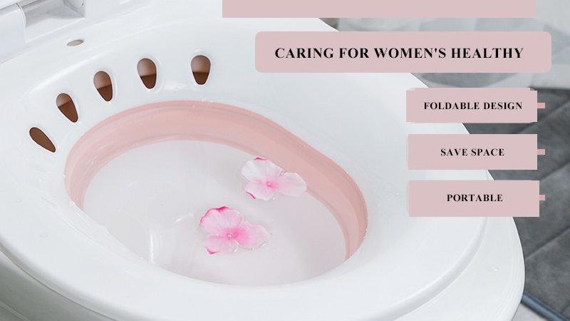 Soaking Bath Pregnant Bathtub for Bath Anal Shower Bath Wash Acne Basin Toilet