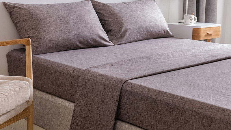 BED SHEETS FOR Sabanas De Cama Twin/Full/Queen/King Size Fitted Sheets