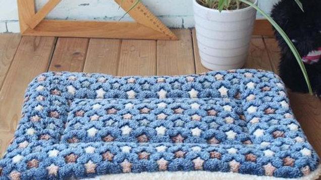 Premium Soft Fleece Cushion Blanket