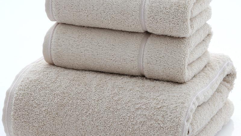 Manufacturers Cheap 100% Cotton 380g Face Bath Towel Set for Home Hotel