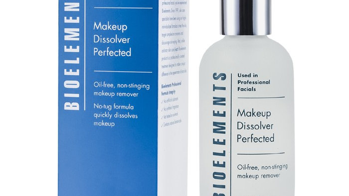 BIOELEMENTS - Makeup Dissolver Perfected - Oil-Free, Non-Stinging Makeup Remover