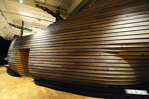The Box - Ship in M400 Exhibition.JPG