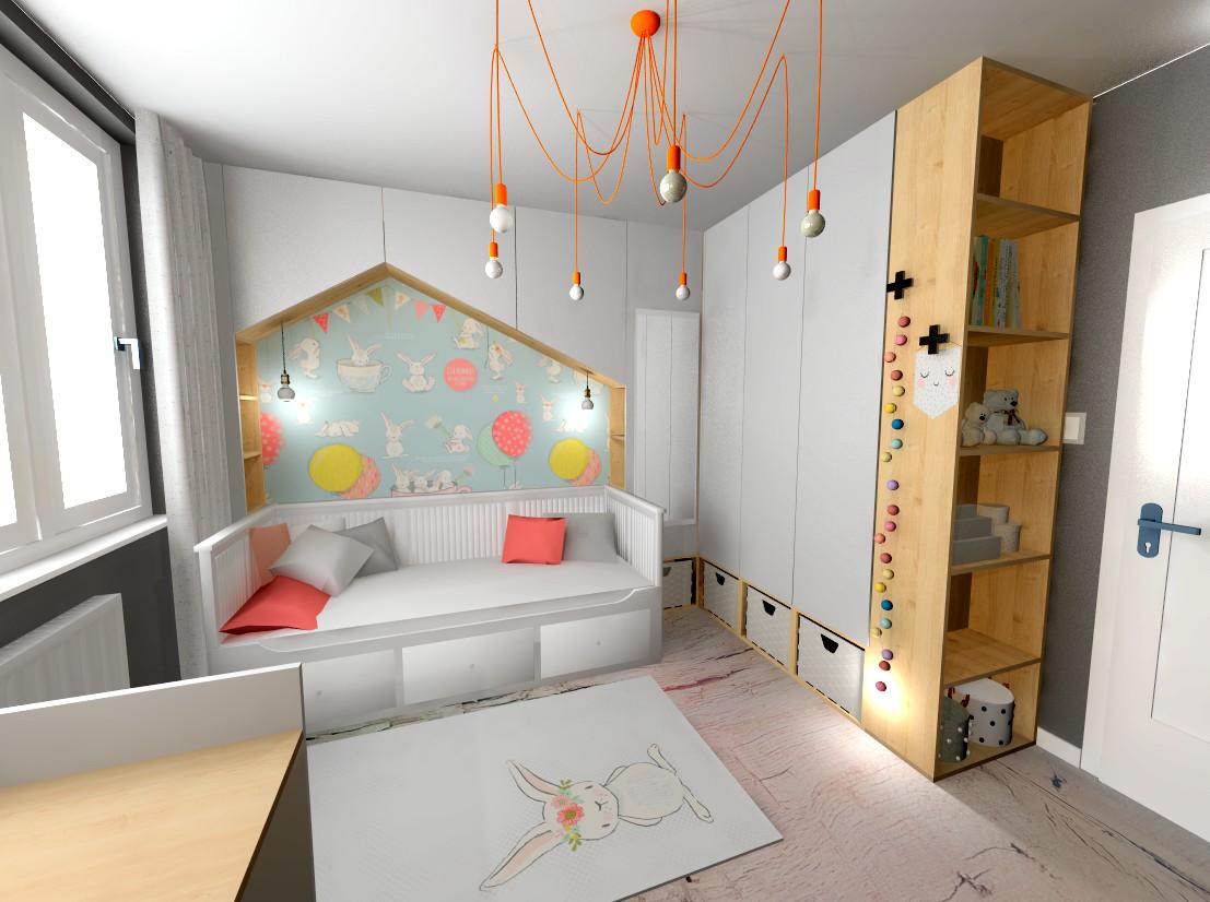 Detská izba KE 01