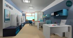 Kancelária Verdo, Autor: Fazekas