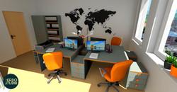 Kancelária KE, Autor: Fazekas