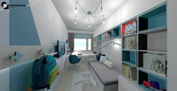 Detská izba V.Kapušany, Autor: Fazekas