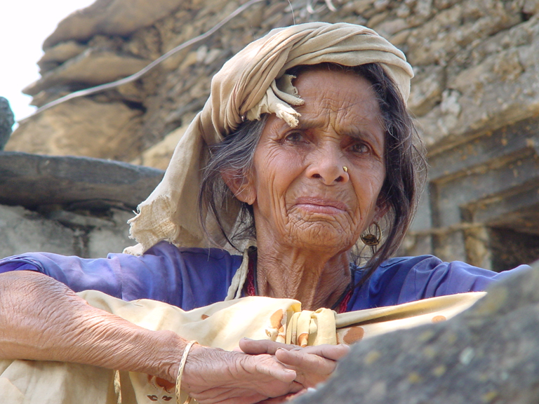 Ekadeshe Devi, displaced woman from tehri dam