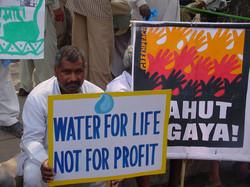 Delhi Water Day.