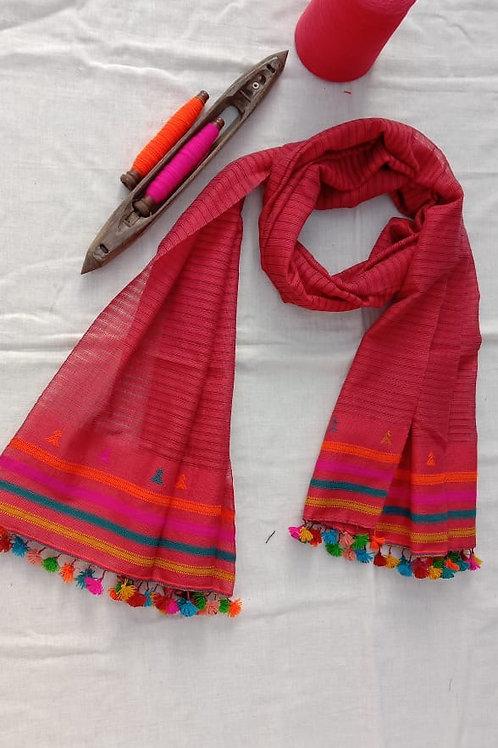 Gujarati Cotton Stole