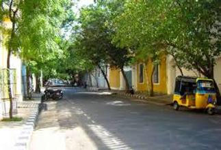 French Heritage Walk, Pondicherry