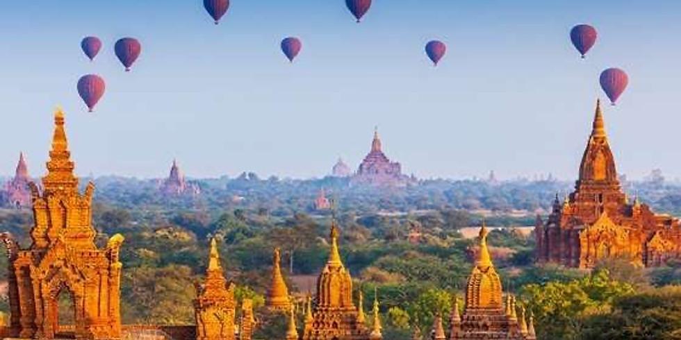 Myanmar Group Tour 2021