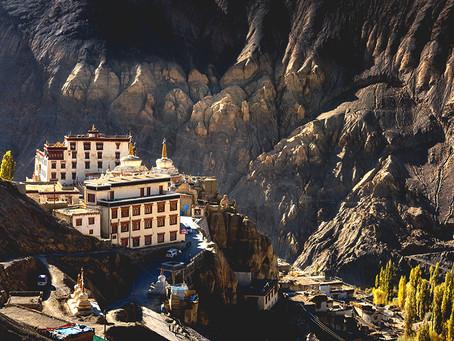 Spectacular Buddhist Monasteries of Ladakh
