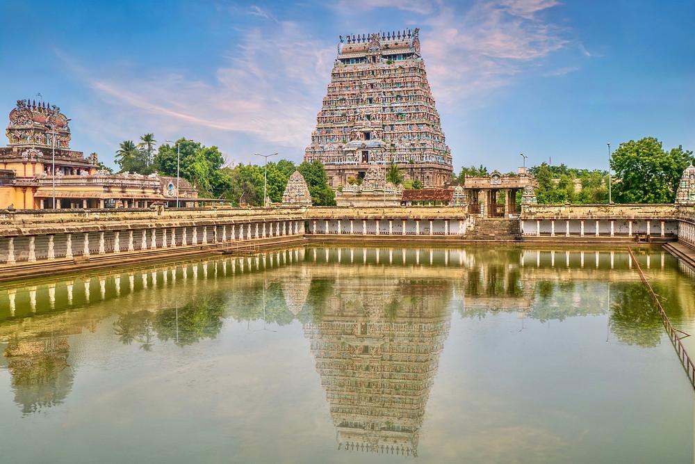 Nataraja Temple at Chidambaram