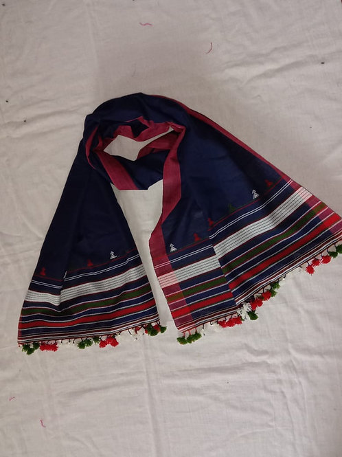 Gujarati Cotton Stole