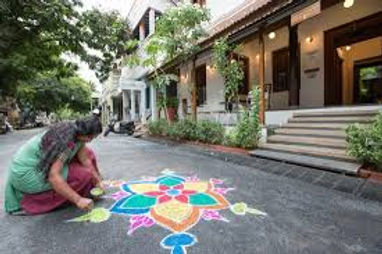 Tamil Quarter, Pondicherry