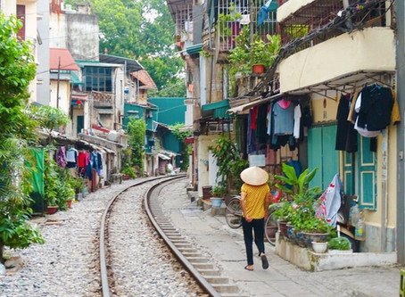 The Quirky Side to Vietnam - HANOI