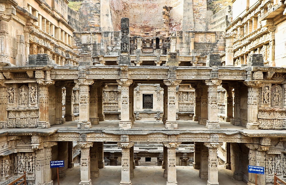 Rani Ki Vav - Stepwell in Gujarat