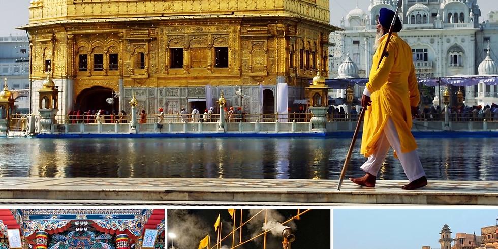 Sacred Sites Tour India 2021
