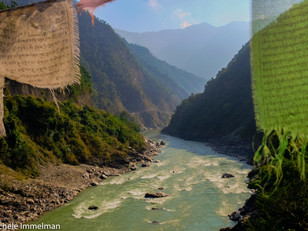 Nepal travels with Curious Journeys