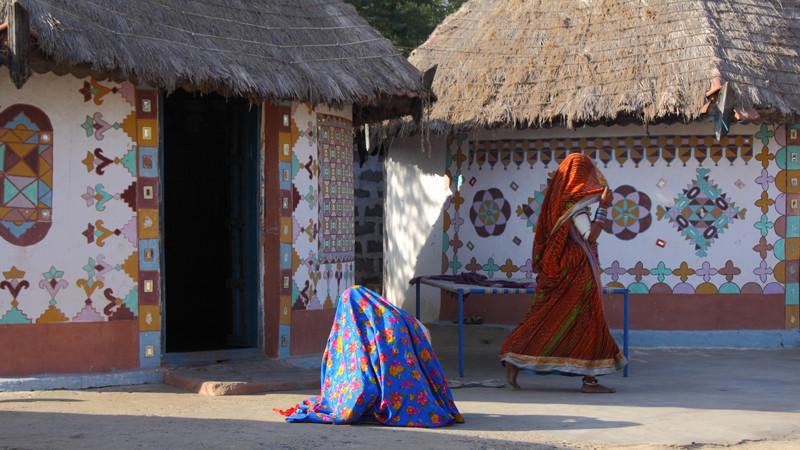 Weaving community Bhuj, Gujarat