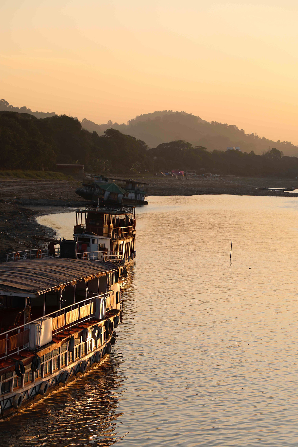 Brahmaputra river has been a witness to the glorious history and culture of Assam for centuries