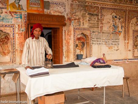 Stumbling upon Shekawati in Rajasthan