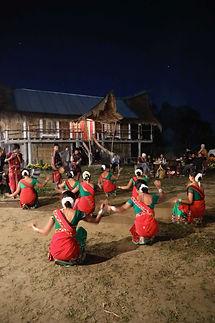 Mishing tribe dance