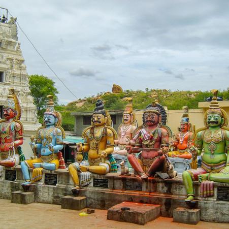 South India: A Walk Around A Holy Mountain