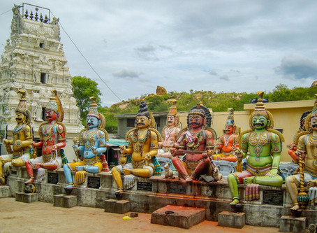 South India: A Walk Around A Holy Mountain