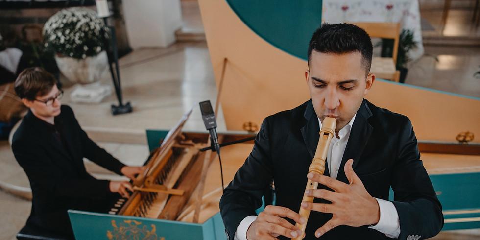 Konzert mit virtuoser Barockmusik