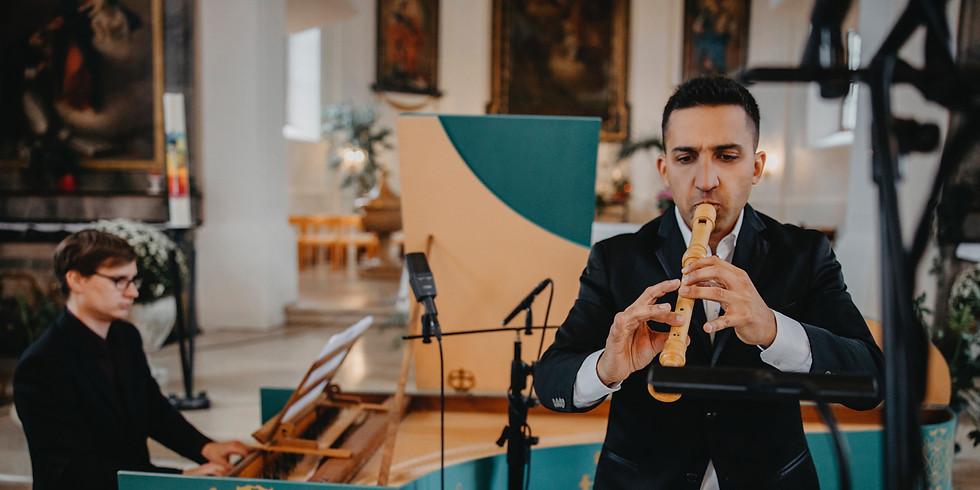 Konzert CD-Vorstellung mit Sonaten von Domenico Maria Dreyer u.a.