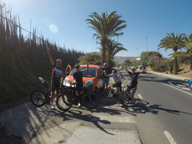 Trainingscamp Gran Canaria mit super Bedingungen