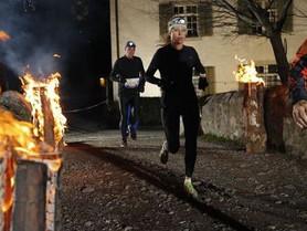 Neujahrslauf in Basel 10.5 km - 2. Rang für Sandra