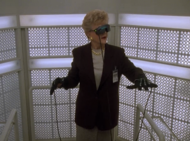 "That 1993 ""Murder She Wrote"" VR Episode"